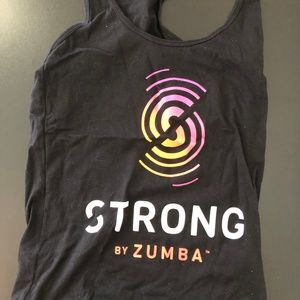 Strong by Zumba Instructor Tank
